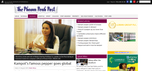 Phnom Penh Post article about Starling Farm